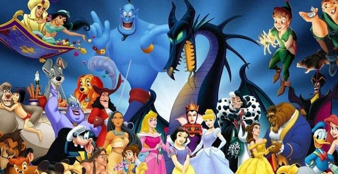 Тест: угадаешь ли ты по одним глазам персонажа мультфильмов киностудии «Disney»?