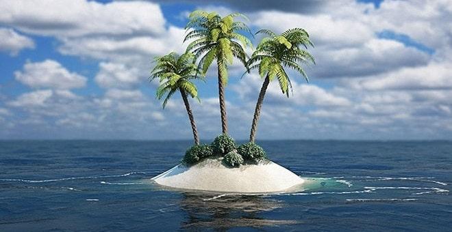 Тест: смог бы ты выжить попав на необитаемый остров?