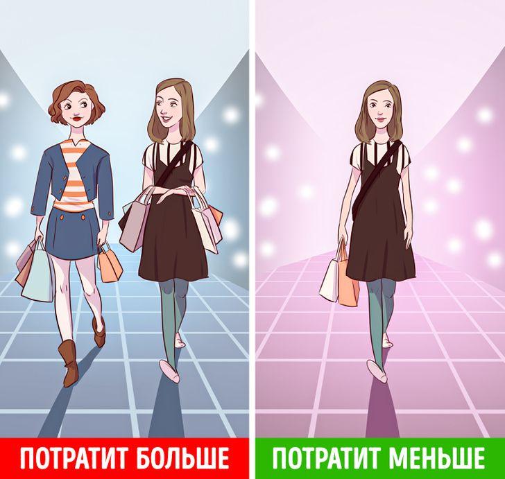 Занимайтесь шопингом в одиночестве