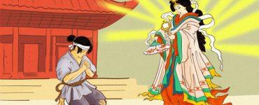 «Счастливая соломинка» — японская сказка, которая учит не упускать свой единственный шанс